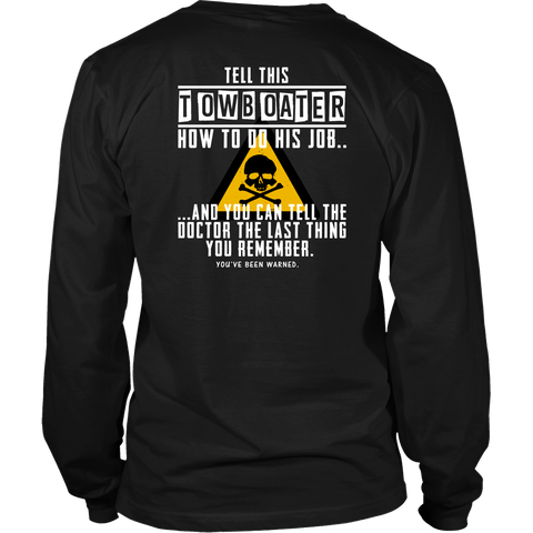 Towboater Warning