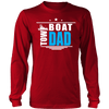 Image of Towboat Mom & Dad Longsleeves