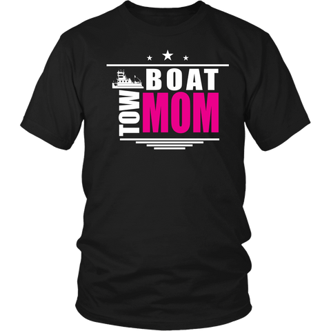 Towboat Mom & Dad Shirts