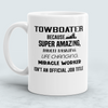 Image of Towboater Gift - Miracle Worker Mug
