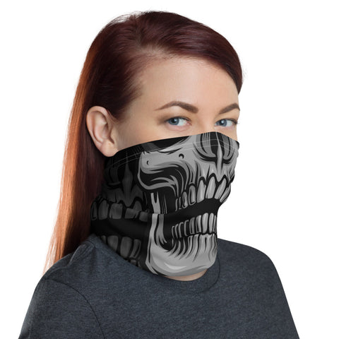 Towboater Accessories Neck Gaiter Skull