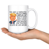 Image of You're A Fantastic Towboater Trump Coffee Mug Gifts For Towboater 11oz 15oz
