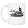 Image of spoiled Towboater's Girlfriend Mug