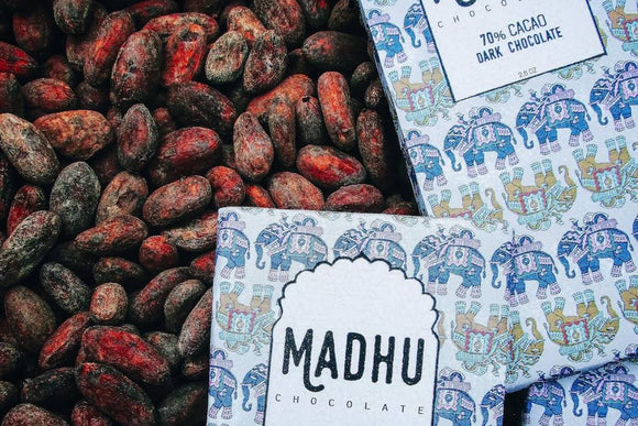 Local Flavor: Interview with Madhu Chocolate