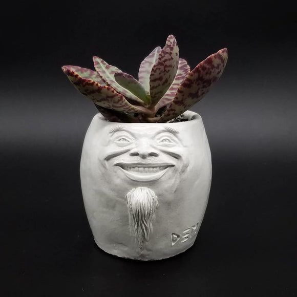 Face Pot - Felix 2.0 by D. Edward Murray