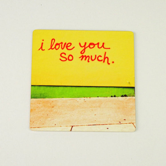 Magnet - I Love You So Much