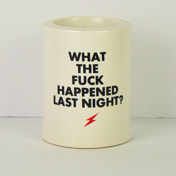 Koozie - What the Fuck Happened Last Night