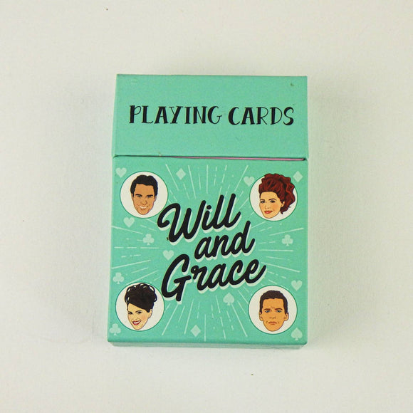 Playing Cards - Will and Grace