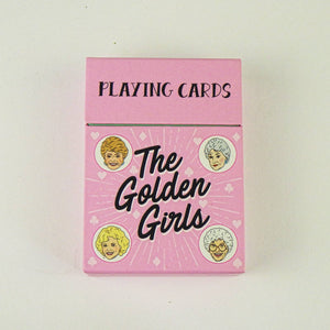 Playing Cards - Golden Girls