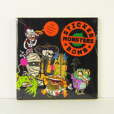 Sticker book - Sticker Bomb Monsters