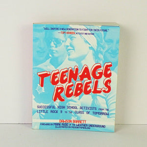 Book - Teenage Rebels