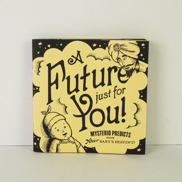 Book - A Future Just For You