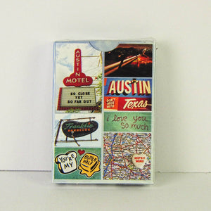 Playing Cards - Austin Blanks