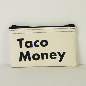Coin Bag - Taco Money