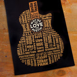 T-Shirt - Why We Love Austin