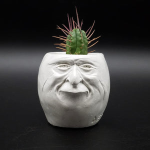 Face Pot - Warren 2.0 by D. Edward Murray