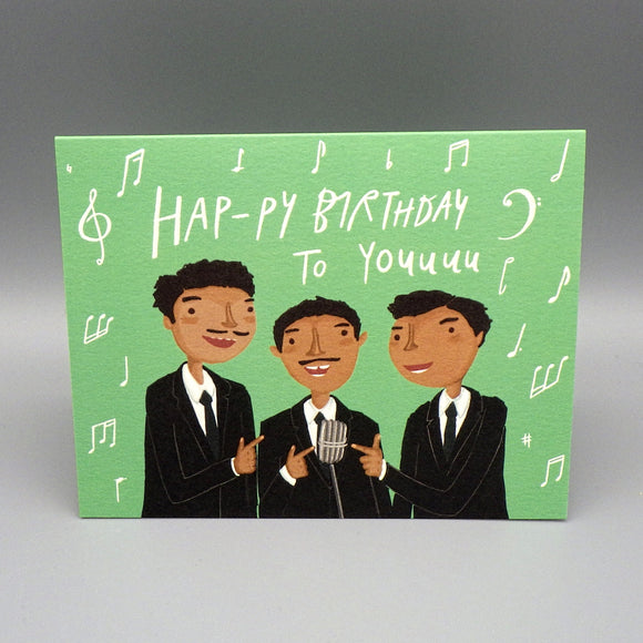 Birthday Card - Harmony