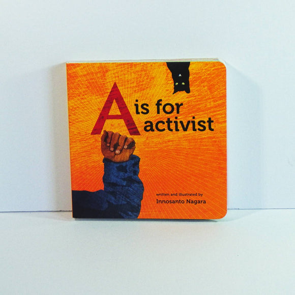 Children's Book - A is for Activist