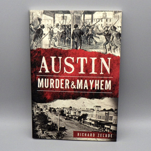 Book - Austin | Murder & Mayhem