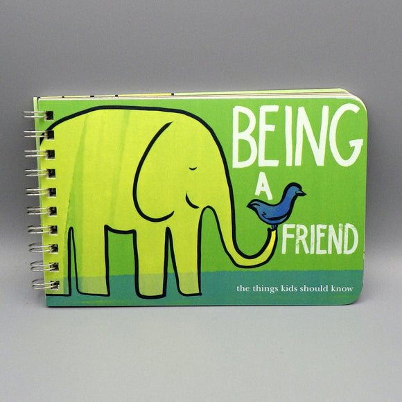 Children's Book - Being a Friend