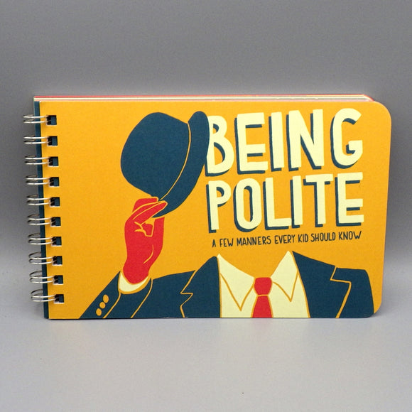 Children's Book - Being Polite
