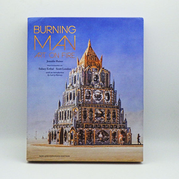 Book - Burning Man: Art on Fire