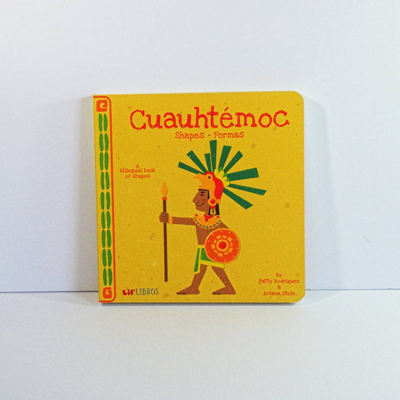 Children's Book - Cuauhtemoc