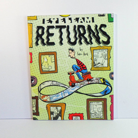 Book - Eyebeam Returns by Sam Hurt