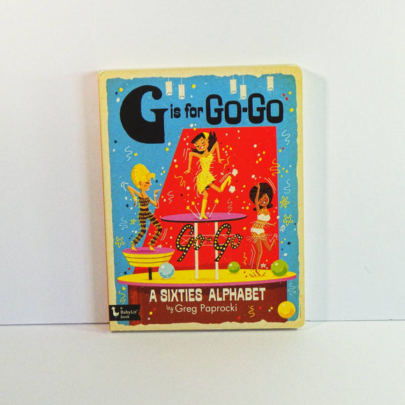 Children's Book - G is for Go-Go