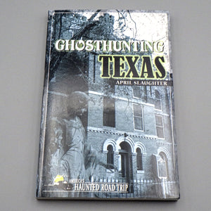 Book - Ghosthunting Texas