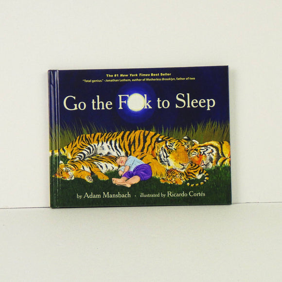 Book - Go the Fuck to Sleep