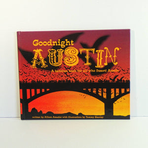 Children's Book - Goodnight Austin