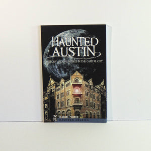 Book - Haunted Austin