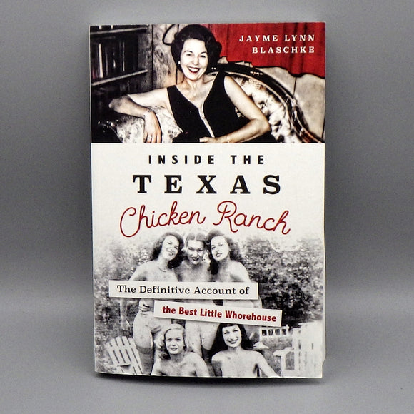 Book - Inside the Texas Chicken Ranch