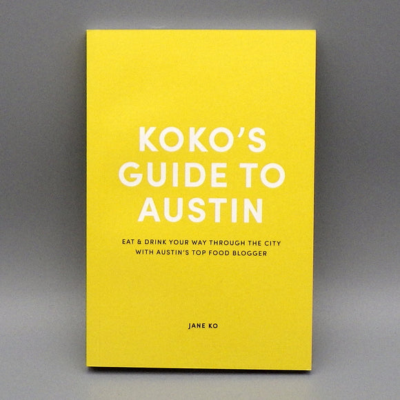 Book - Koko's Guide to Austin