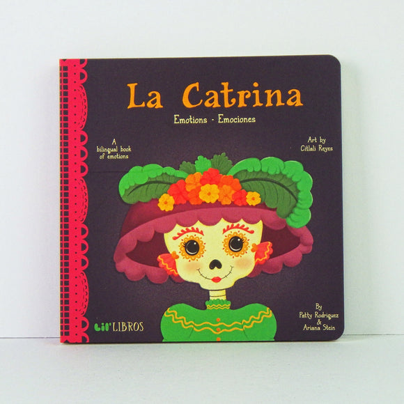Children's Book - La Catrina