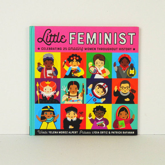 Children's Book - Little Feminist