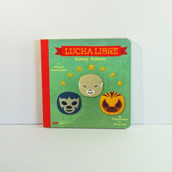 Children's Book - Lucha Libre