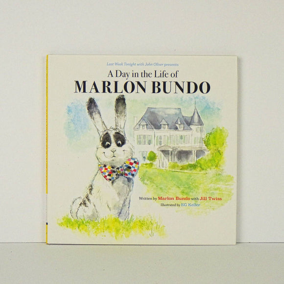 Book - A Day in the Life of Marlon Bundo