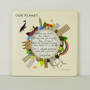 Children's Book - Our Planet