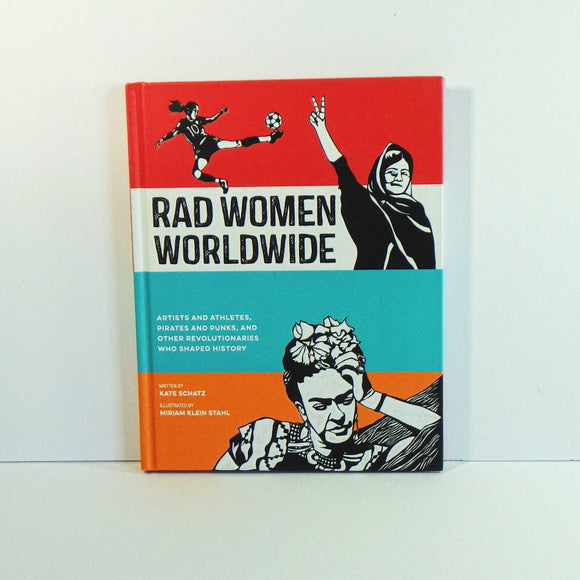Book - Rad Women Worldwide