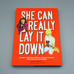 Book - She Can Really Lay It Down