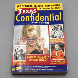 Book - Texas Confidential