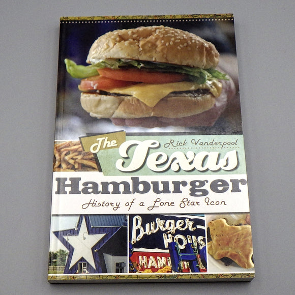 Book - The Texas Hamburger