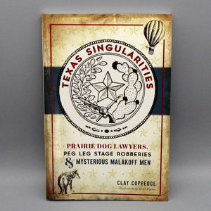 Book - Texas Singularities