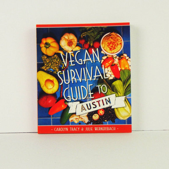 Book - Vegan Survival Guide to Austin