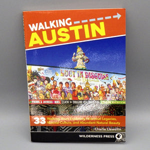 Book - Walking Austin