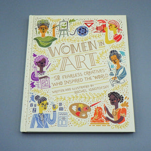 Book - Women In Art