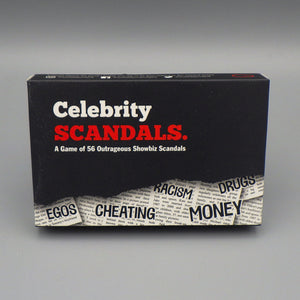 Party Game - Celebrity Scandals