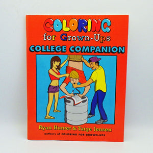 Coloring Book - College Companion
